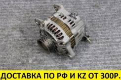 Контрактный генератор Nissan QG13/QG15/QG16/QG18. 80Ампер. 2pin