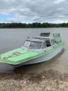 Продам катер Тритон 1370