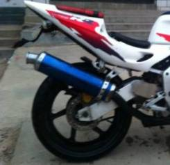 Задний пластик Honda CBR250 MC22