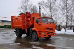 МК-4554-06 на шасси КАМАЗ-53605, 2020
