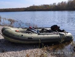 Лодка ПВХ Shturman IB 450