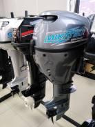 Лодочный мотор Mikatsu MF9.9FHS 4 тактный в Барнауле