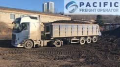 Перевозка сыпучих грузов. Самосвалы, зерновозы, тягачи, длинномеры