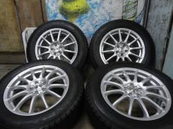Продам Стильные Редкие колёса Zephyr+Зима 225/60R17Forester, Outback