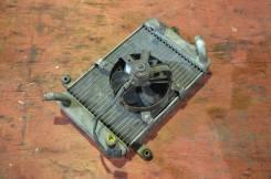 Радиатор с вентилятором Suzuki Skywave250/400