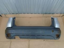 Renault Kaptur бампер задний с отверстиями под накладку и датчики б/у