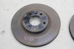 [RW 78RX] Mazda RX-8 тормозные диски перед пара SP