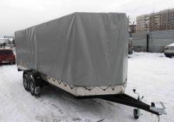 Легковой прицеп Торпеда для двух Квадроциклов от Telega38 в Иркутске
