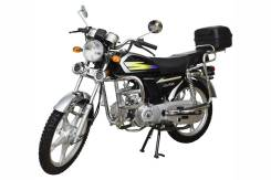 Мотоцикл Regulmoto Alpha 110 Lux. Рассрочка до 6 месяцев., 2020