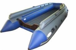 Лодка ПВХ REFF Тритон 420 FНД