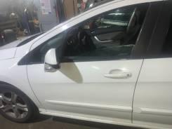 Зеркало левое Peugeot 308