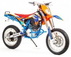 Мотоцикл Motoland Кросс CRF250 MOTARD STUNT, 2020