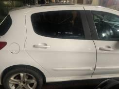 Дверь задняя правая Peugeot 308