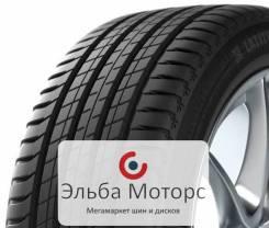 Michelin Latitude Sport 3. летние, новый