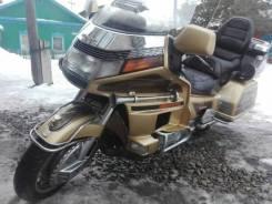 Honda Gold Wing. 1 500куб. см., исправен, птс, с пробегом