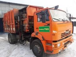 КамАЗ 53605. Продается мусоровоз МКМ 4605 на шасси Камаз 53605, 11 762куб. см.