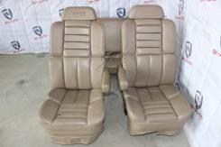 Комплект сидений StarCraft, сняты с Chevrolet Suburban GMT400 99г