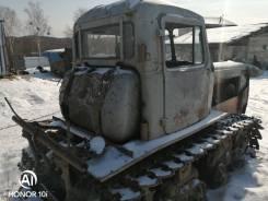 ВгТЗ ДТ-75. Трактор ДТ75, 8500 л.с.