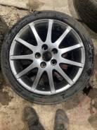 "Продам комплект колёс 225/45/17 Toyota crown Jzs 175. x17"" 5x114.30"