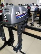 Лодочный мотор SEA PRO Т 5S 2-х тактный в Барнауле!