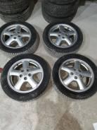 """Продам комплект колёс tourer 205/55/R16. x16"""" 5x114.30"""