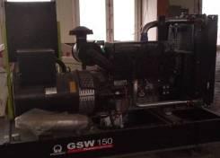 Новый Дизельный генератор Pramac GSW150V