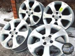 #B-10 Оригинальные диски R16 Nissan 4*100