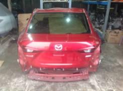 Задняя часть кузова Mazda 3 BM(BN) седан 2013-2019 PE PY