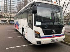 Hyundai Universe. Автобус Luxury, 45 мест