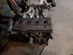Двигатель 5A-FE по запчастям