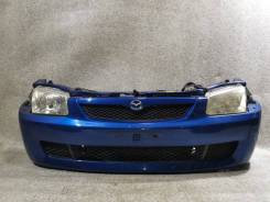 Nose cut Mazda Familia 1999 BJ5W ZL, передний [171200]