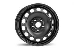Alcar Stahlrad 8683 7x16 5x114,3 et40 60,1 black