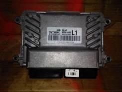 Блок управления двигателем Chevrolet Aveo T250
