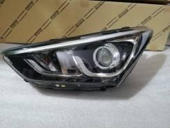 Hyundai Santa Fe фара левая ксенон 13-16 г