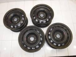 Диск стальной (штамповка) R15 Citroen Berlingo B9 New (2008-), 5401S6
