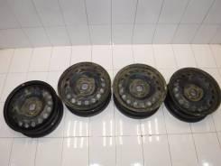 Диск стальной (штамповка) R15 Chevrolet Cruze (2009-), 13259234