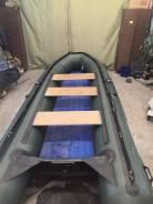"""Продам лодку """"solar 450"""""""