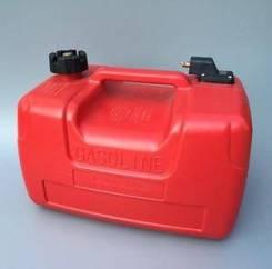 Бак топливный для лодочного мотора 12 литров с грушей