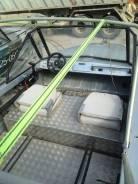 Казанка-5М2. длина 4,50м., двигатель подвесной, 50,00л.с., бензин