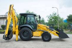 New Holland B80B. Экскаватор-погрузчик , 1,00 куб. м.
