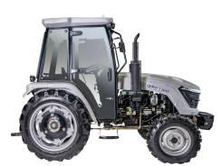Скаут. Мини-трактор T-504С с кабиной +ПСМ, В рассрочку. Под заказ