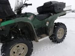 Yamaha Grizzly 550, 2012
