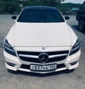 Mercedes-Benz CLS-Class. С водителем