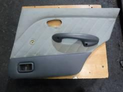 Обшивка двери задней правой Fiat Albea (2002-2012), 735408266
