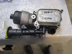 Радиатор масляный Fiat, Opel Doblo 2005-2015; Astra H / Family 2004-2015