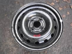 Диск стальной (штамповка) R14 Suzuki Ignis 2 (2003-2008), 4321086G0009L