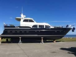 Моторная яхта Van Der Heijden Dynamic 1700