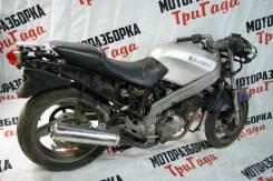 Мотоцикл Kawasaki ZZR250, 2002г, полностью в разбор