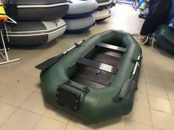 Лодка пвх M280 Sport. 2020 год, длина 2,80м., двигатель подвесной