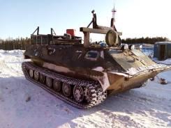 ХТЗ ТГМ-126. Транспортер ТГМ
